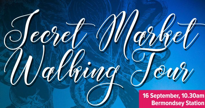 Website Banner - Secret Market Walking Tour