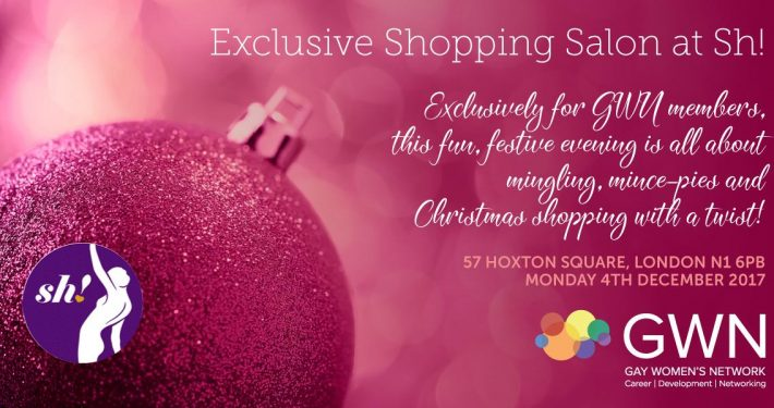 GWN Shopping Event - Banner