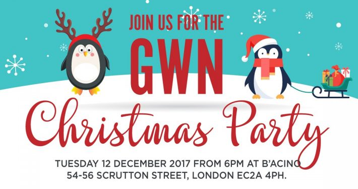 Banner - GWN Xmas Party 2017